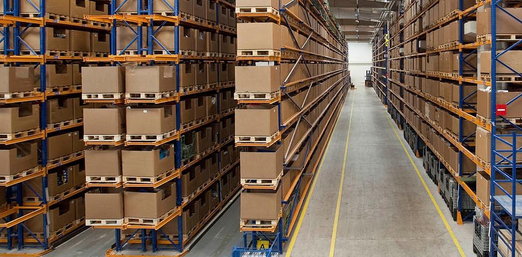 Warehouse Rows